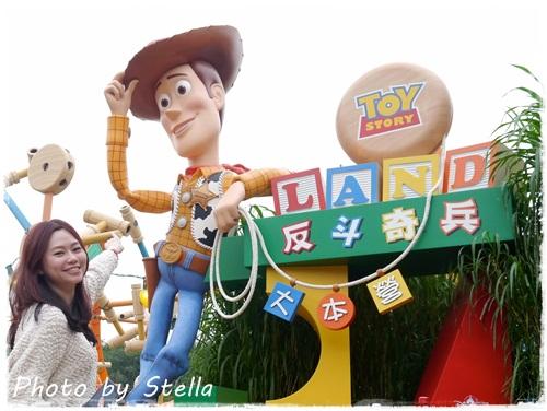 ♥香港♥新開幕的反斗奇兵大本營&玩瘋香港迪士尼樂園重點遊樂設施