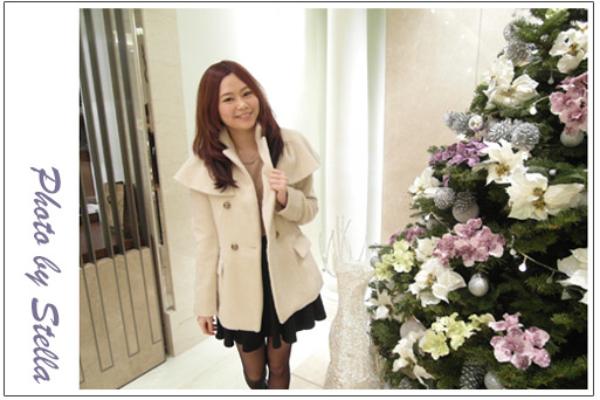 ♥穿搭♥好愛韓貨,Le'Reiss暖暖氣質系外套x4套分享
