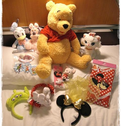 ♥血拼♥香港迪士尼戰利品分享(文末送香港迪士尼小禮物)