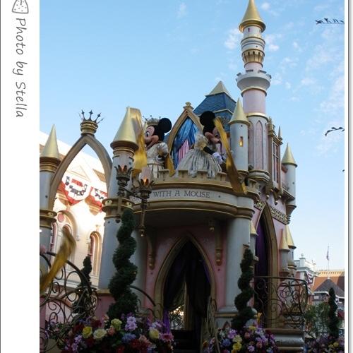 ♥分享♥香港迪士尼行找資料&我愛的迪士尼人物們