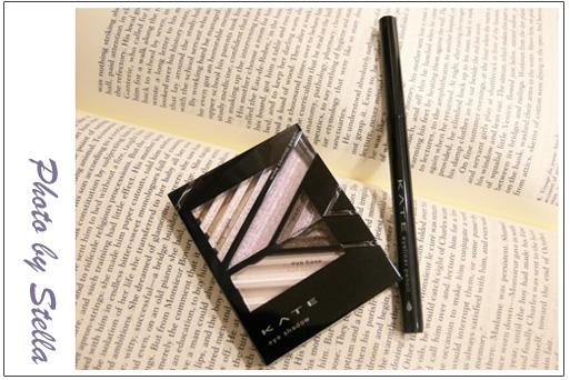 ♥彩妝♥Kate秋冬美瞳新品,極限渲色眼影盒PU1&極緻柔滑眼線筆