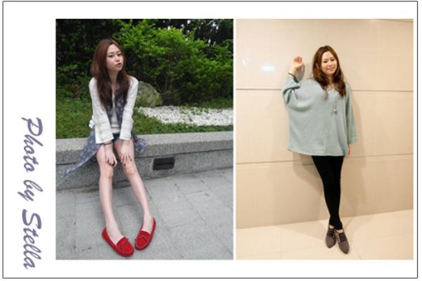 ♥穿搭♥Bonjour初秋鞋款,這兩雙都是超好看又好走!!