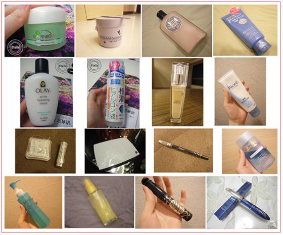 ♥奇摩美容大賞♥我心中超好用的無敵彩妝保養品清單