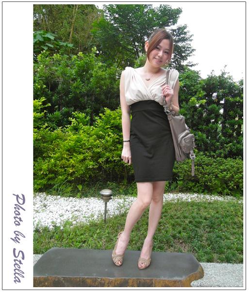 ♥穿搭♥哈囉夢展望,兩雙鞋&一件洋裝小分享