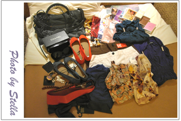 ♥旅遊♥來到巴黎狂噴錢,殺紅眼的30樣戰利品分享