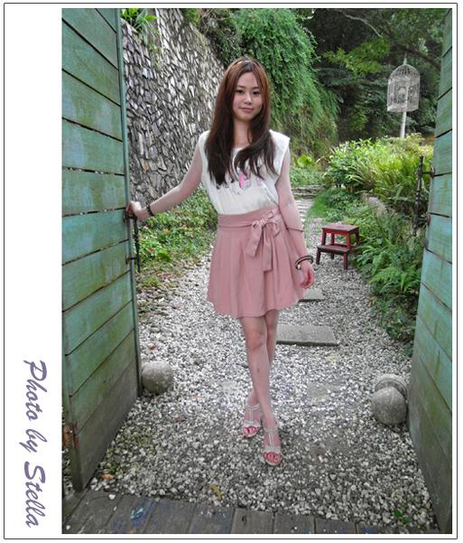 ♥穿搭♥午後悠閒時光,eyescream韓系平價美衣7件分享