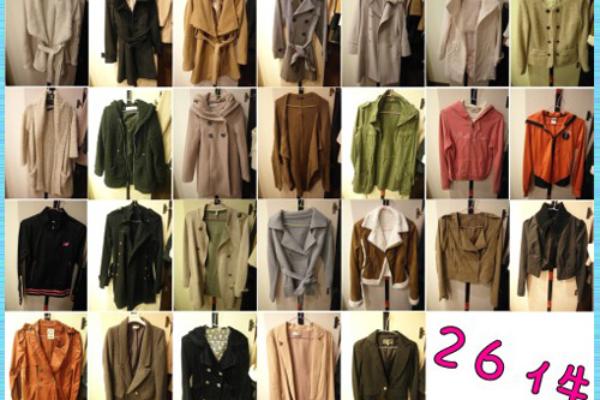 ♥穿搭♥今年秋冬我的26件外套分享