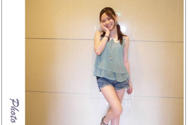 ♥穿搭♥當個mina's的維他命系元氣繽紛女孩吧~