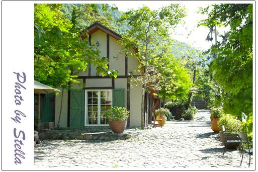 ♥旅遊♥這裡不是北歐童話村,我在花蓮梯田山民宿
