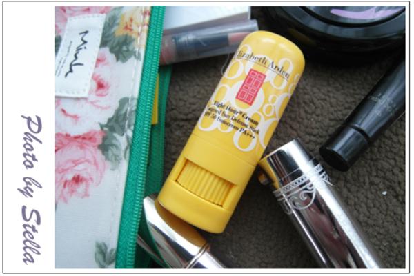 ♥彩妝♥8小時隨身小陽傘防曬霜,化妝包內必備,補擦防曬品好方便