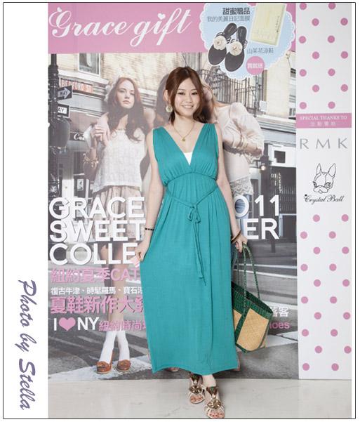 ♥穿搭♥grace gift夏日派對,我愛渡假風的鞋子啦~