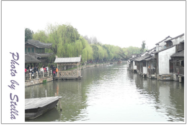 ♥旅遊♥烏鎮。彷彿走進了古裝劇,能來段江南才子美女愛情故事嗎?