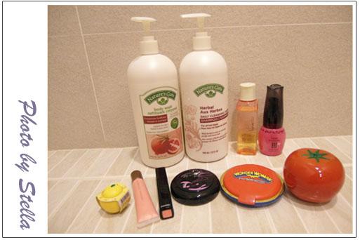 ♥分享♥最近從頭到腳的10款愛用彩妝保養品