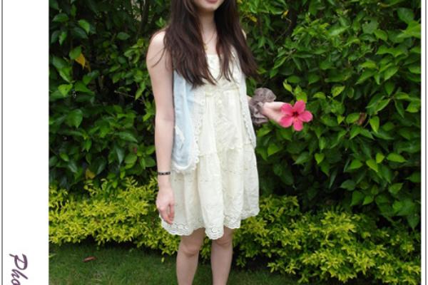 ♥穿搭♥春○miu's甜美女孩的渡假風x5套穿搭
