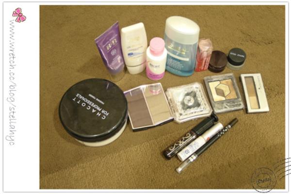♥彩妝♥Stella的2010年度超好用彩妝品分享