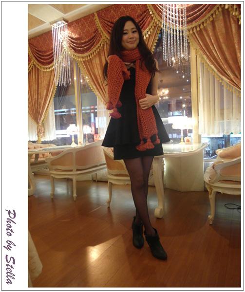 ♥穿搭♥Rachel's World韓衣,華麗冬氛甜美女孩