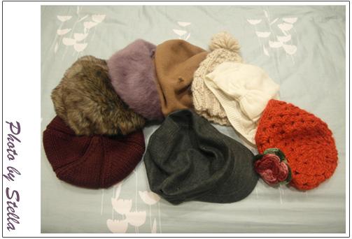 ♥穿搭♥最近愛當帽子女孩,8頂帽子分享