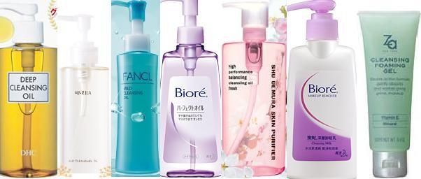 ♥保養♥7款卸妝產品  使用心得大評比(上)