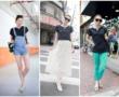 【私服】黑白配色的小優雅,2套裙裝穿搭