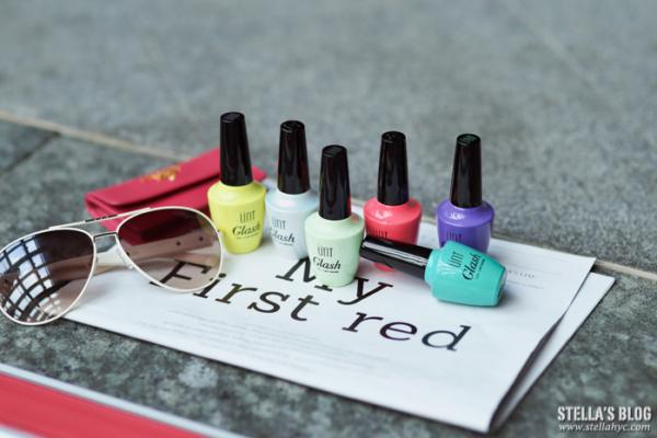 【Nail】UNT嬌滴滴光療新色,369口訣簡單在家畫出專業光療美甲