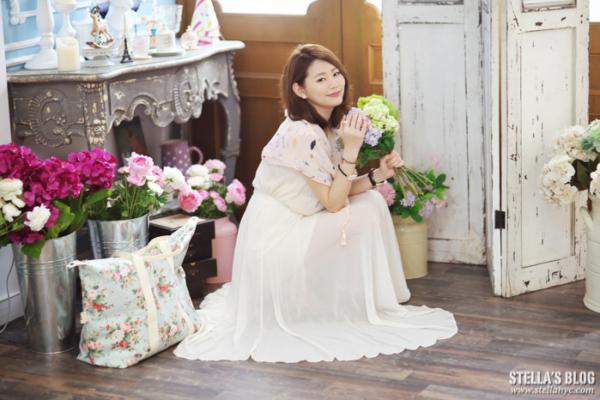 【穿搭】韓貨。Angel's Ballet,夢幻女神系優雅度假裙裝(下)