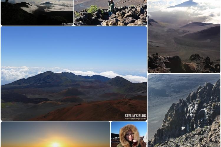 【夏威夷-Maui】太陽之屋Haleakala看地表上最令人歎為觀止的日出