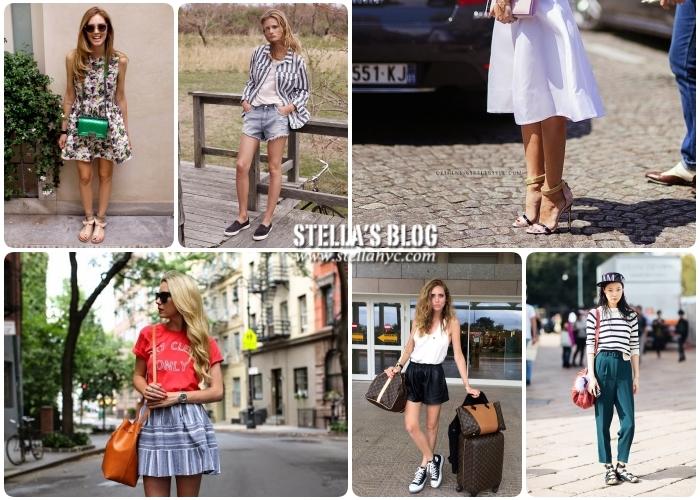 【LOOKBOOK】July, 2014,歐美名人們也愛一衣多穿重複穿搭