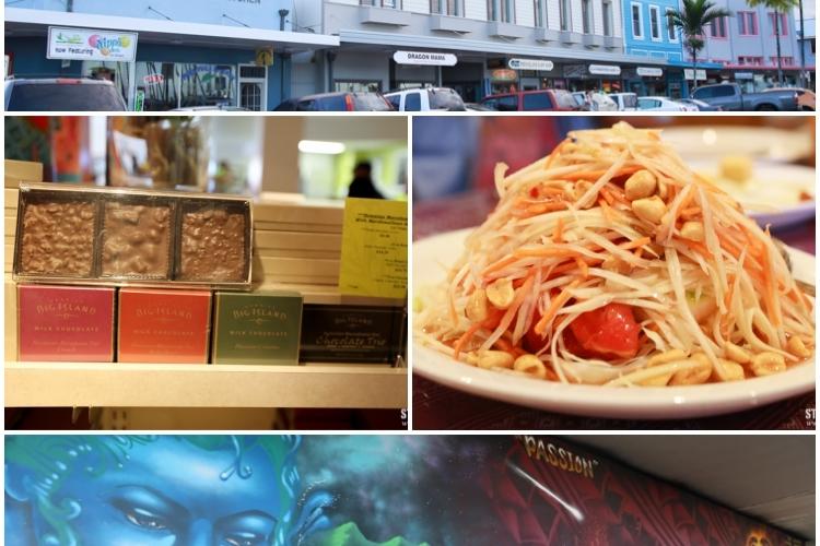 【夏威夷。大島】必買伴手禮Big Island Candice、Hilo Town小鎮逛逛、Naung Mai Thai Kitchen
