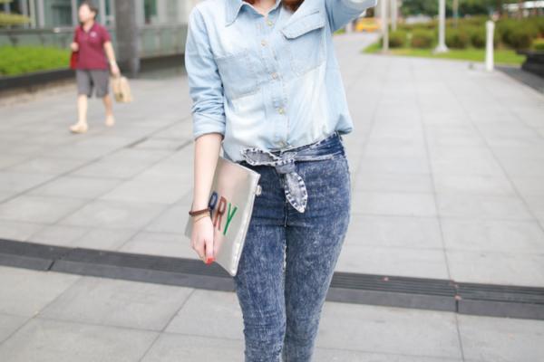 【Daily Outfit Recap】Sep. 2014,一起抓住夏天的尾巴
