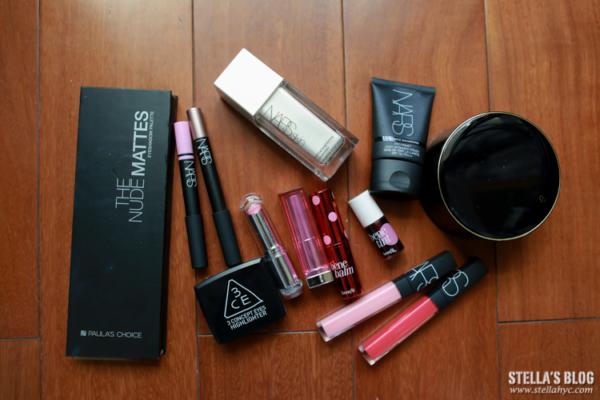 【戰利品分享】新入手的彩妝保養品們
