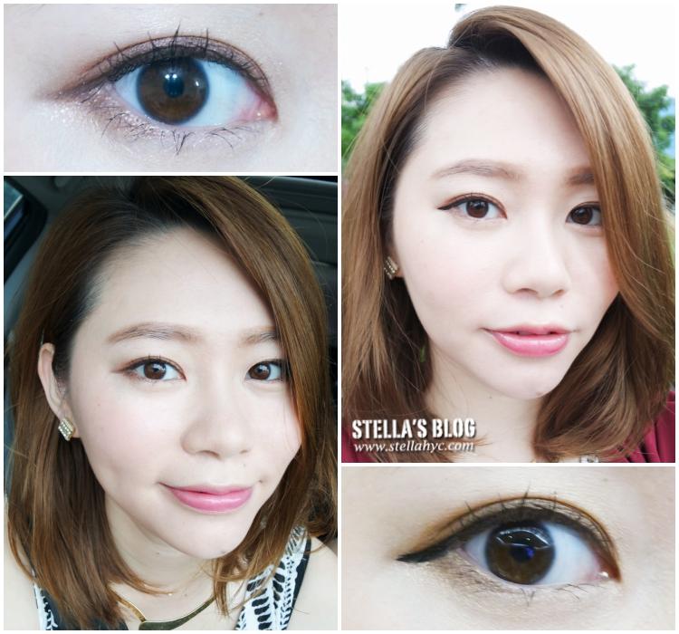 【眼妝教學】蜜粉小Tips,眼妝再也不暈染,近期溫柔清新小電眼分享