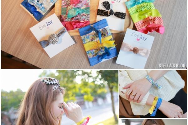 【配件】瘋狂蒐集Emi Jay髮飾手環,跟歐美明星一起超時尚♥︎♥︎