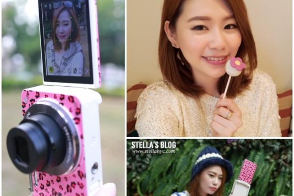 【相機】超平價美拍機,BenQ G2F翻轉螢幕晚美自拍機,粉紅豹紋版超可愛♥︎