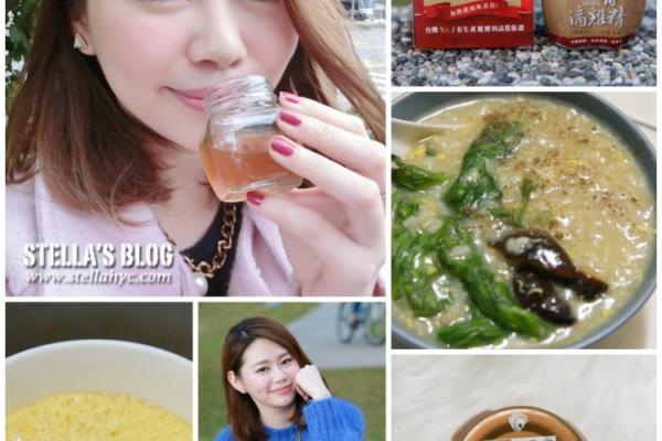 【養身】侯佩岑也愛喝的華陀古傳滴雞精,超鮮甜像香菇雞湯,每瓶都有生產溯源編號唷