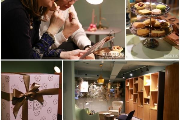 【囍餅】法式手工喜餅OOH LA LOVE,根本是夢幻高檔下午茶嘛!!!