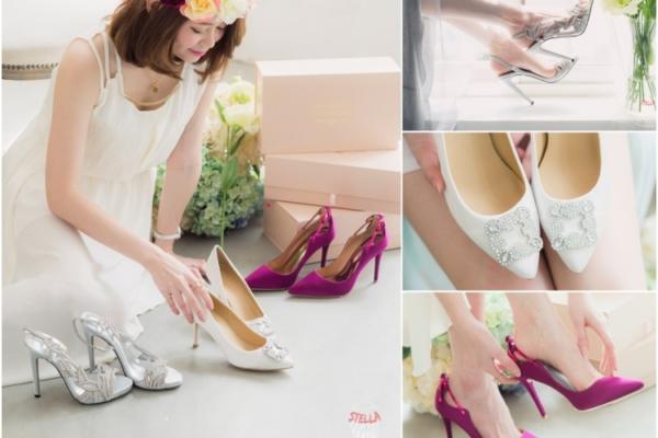 【Wedding】婚鞋清單之一,Lucida Rossi義大利手工鞋,超夢幻且cp值好高呀♥︎