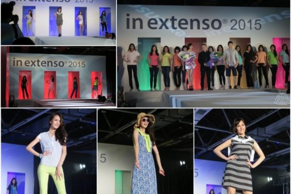 【活動】來自歐洲的in extenso 2015春夏服裝秀,大潤發的量販時尚讓人耳目一新!!
