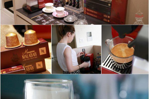 【生活】質感膠囊咖啡機NESPRESSO Lattissima Touch,家裡隨時都有專業咖啡師呀!!