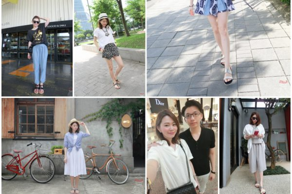 【Daily Outfits Recap】5~6月小整理