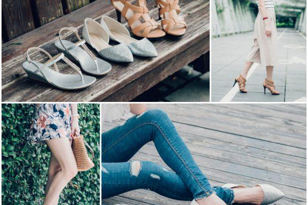 【鞋兒】Sonia國民時尚,夏日必備三款百搭鞋分享