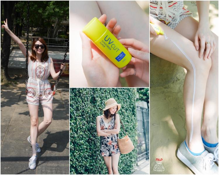 【Body】夏日有ORBIS極緻抗陽防曬露SPF50+/PA++++,跟我一起拋開小外套跟陽傘,清爽一夏!!