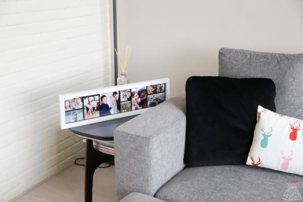 【HOME】讓家裡更有溫度的Epson甜蜜拼接長照片,好適合當情人節禮物呀!!