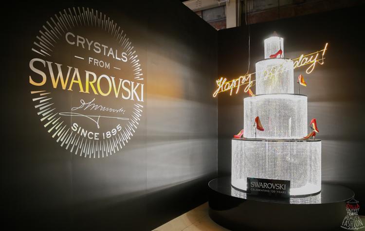 【看展】SWAROVSKI施華洛世奇水晶120週年生日特展,充滿藝術與精緻工藝的時尚饗宴