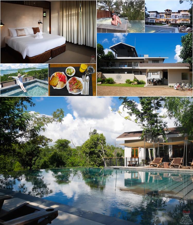 【菲律賓。科隆島】悠閒愜意,擁有無邊界泳池的The Funny Lion Inn獅子景觀度假酒店(弗尼里昂旅館)