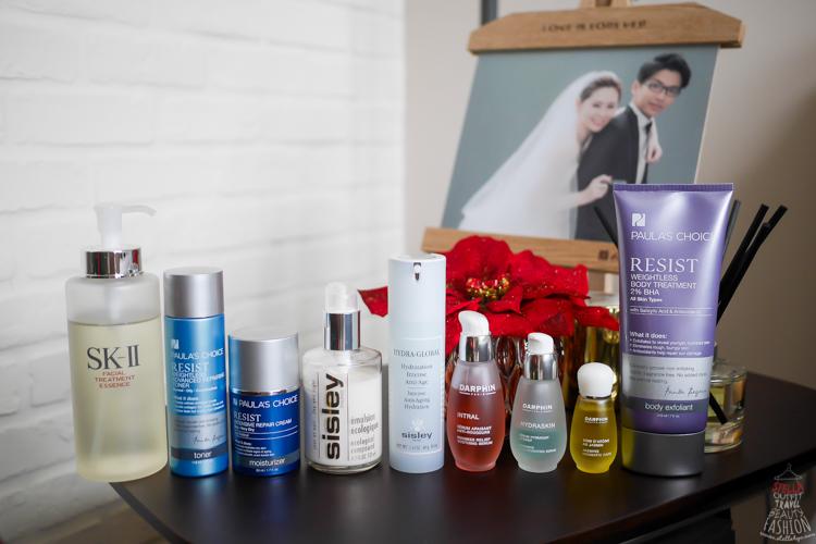 【保養】婚前準新娘的白天&夜間臉部肌膚保養分享