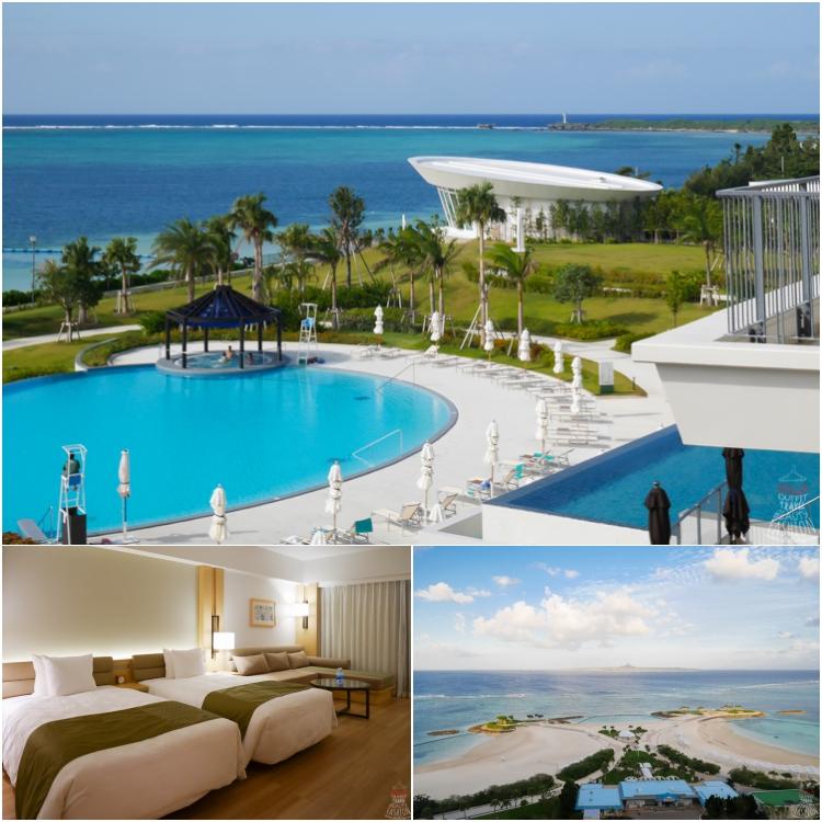 【沖繩。住宿】每間房都有無敵沙灘海景的超讚Orion本部度假SPA飯店