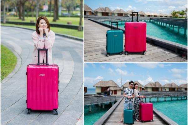 【已結束代理囉】超高CP值。空姐最愛Centurion行李箱。陪我一起到過杜拜、馬爾地夫、北海道唷