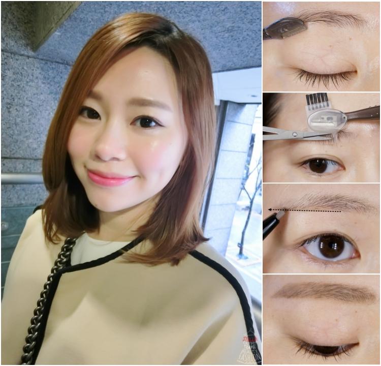 【韓式粗平眉教學】初學者必看畫眉毛技巧!簡單3步驟,一筆解決「眉」問題