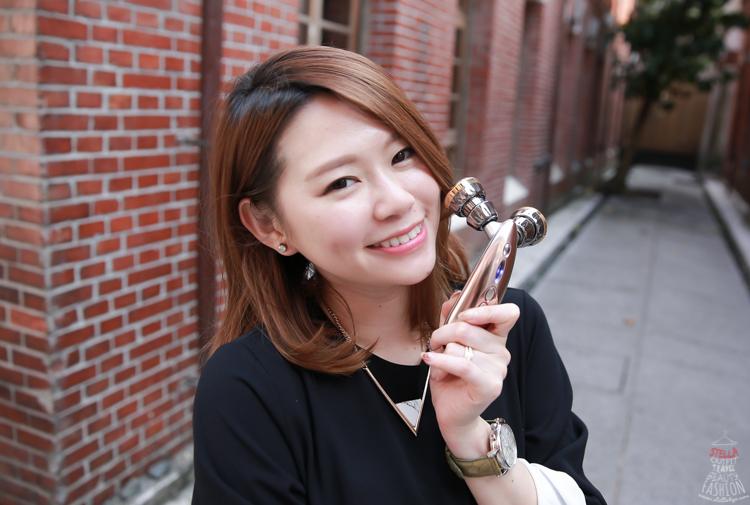 【3C】我的美容美體小幫手:新一代YA-MAN日本亞曼雙引流美形滾輪