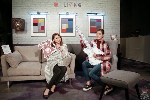 【居家】小資族傢私首選:平價又時尚的i-Living沙發